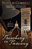 img - for Treachery in Tuscany (Jordan Mayfair Mystery) book / textbook / text book