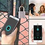 CSPFAIQL-Intelligente-Lucchetto-Portatile-Elettronico-Bluetooth-Password-App-Viaggio-Zaino-Tronco-Bloccare-Palestra-Bicicletta-Lucchetto