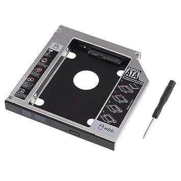 Amazon.com: mthstec 2.5 inch SATA disco duro HDD o SSD Caddy ...