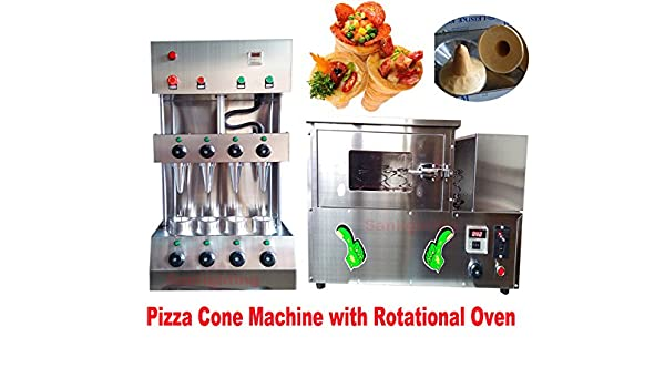 Comercial Pizza cono Forming moldura eléctrica Panificadora ...