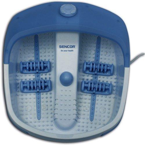 Sencor SFM 3838 Fußmassagegerät mit einem integrierten Heizelement (Mehr als 482 Stimulationspunkte für eine effektive Fußmassage)