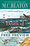 Death of a Nurse - EXTENDED FREE PREVIEW (first 3 chapters) (A Hamish Macbeth Mystery)
