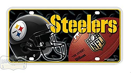 Image Unavailable. Image not available for. Color  Pittsburgh Steelers  Officially Licensed NFL ... 8166fbe11