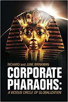 Book Corporate Pharaohs: A Vicious Circle of Globalization