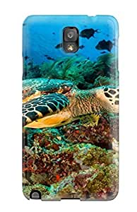 Forever Collectibles Turtle Hard Snap-on Galaxy Note 3 Case by lolosakes