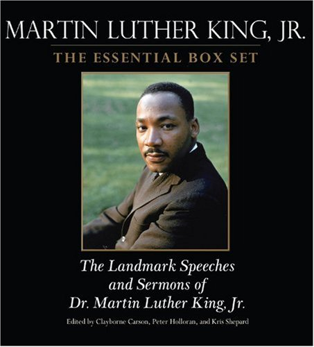 Books : Martin Luther King: The Essential Box Set: The Landmark Speeches and Sermons of Martin Luther King, Jr.