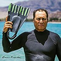 DaFin Swim Fins and Sizes Brian Keaulana Hidden Waterman, Small