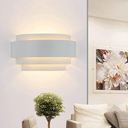 Lightess Moderne 5W LED Wandleuchte Innen Up Und Down Wandleuchten Edison Lampen Nachtlicht Kreative Dekorative Fr Schlafzimmer Wohnzimmer