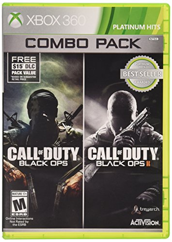 Call of Duty: Black Ops Combo Xbox 360