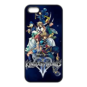 Kingdom Hearts iPhone 5 5s Cell Phone Case Black VC0096G8