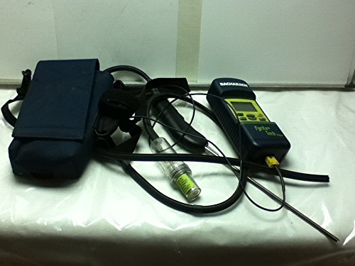 24-7232 Combustion Gas Analyzer by Bacharach
