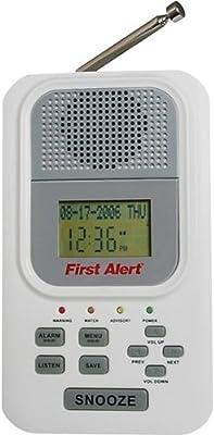 First Alert Public Alert Radio