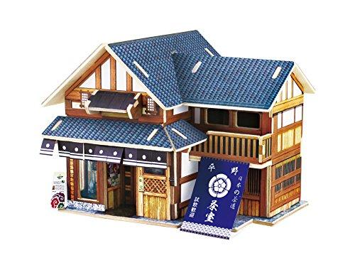 Woodcraft Construction Kit 3d Puzzle - 8