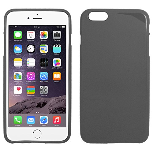 Zizo TPU Cover For iPhone 6 Plus / 6s Plus - Simple Slim And Sleek w/ Heavy Duty Tough Protection - Lightweight Shockproof Protective Case