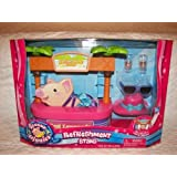 Teacup Piggies Refreshment Stand Playset Spring Release by Toy Tech oBhTcy0PSR