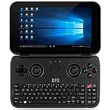 (VANGOOD)ポケットサイズWindows10ゲーミングPC GPD WIN 64GB Intel Atom X7-8700 Quad Core 5.5 Inch Windows10 GamePad Tablet [並行輸入品]