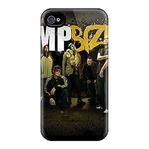 JamieBratt Iphone 4/4s Excellent Hard Cell-phone Case Provide Private Custom Colorful Limp Bizkit Band Pictures [PLZ11740oRKx]