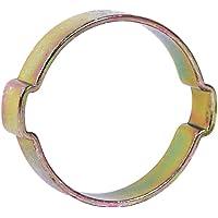 Cofan 08042528 Abrazadera de 2 orejas, 25-28 mm