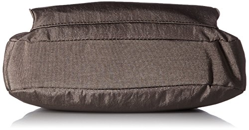 Phone Baggallini Uptown Wristlet Bagg Sterling RFID Shimmer with a8I8wH
