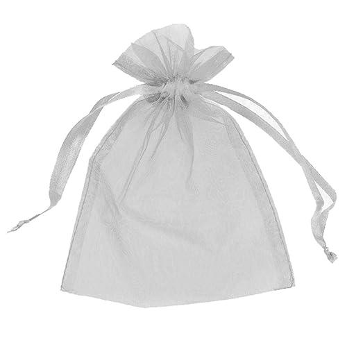 100 bolsas de organza, 7 x 9 cm, bolsas para detalles de ...