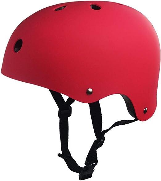 YWZQ - Casco redondo para bicicleta de montaña para hombre ...