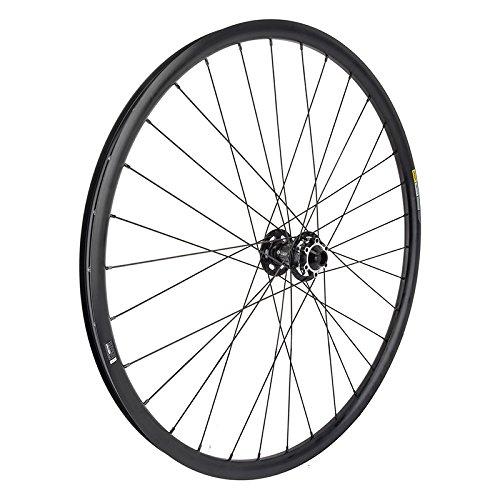 Mavic XM424 32h Black 650b 27.5 Mountain Bike Front Wheel 6 Bolt Disc Tubeless - Disc Mavic Wheel