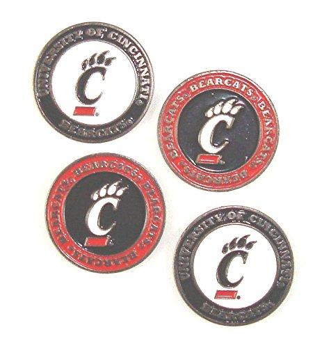 Amazoncom Cincinnati Bearcats Double Sided Uc Golf Ball Marker
