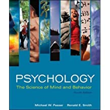Amazon michael passer books psychology the science of mind and behavior fandeluxe Images