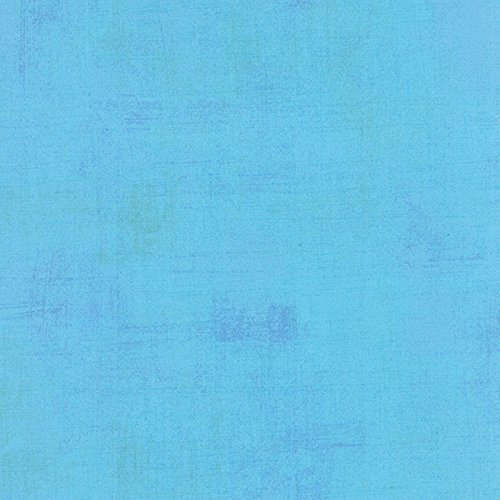 Moda Basic Grey Grunge Cotton Quilt Fabric Sky Style 30150/218