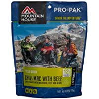 Mountain House Just In Case.Classic Assortment Bucket (Chili Mac with Beef Pro-Pak)