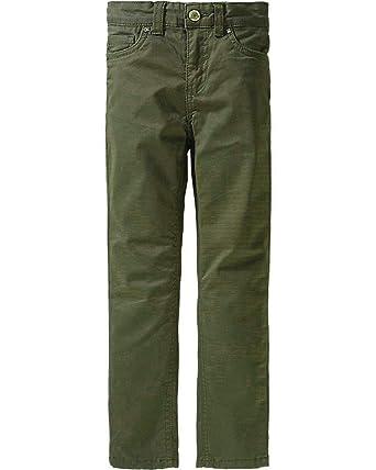 Review Kids Jungen Thermohose, Hose in Olive grün (Passform Slim fit), Größe 24beeaeb09