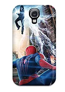 Hot The Amazing Spider-man 2 Poster Pictures First Grade Tpu Phone Case For Galaxy S4 Case Cover