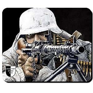 Amazon.com : Lukas Wirp MG34 Sagittarius German soldier
