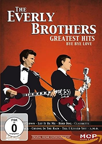 The Everly Brothers - Greatest - Everly Dvd Brothers