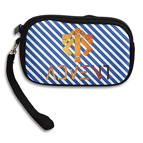 Price comparison product image ADVENT Aliens Cellphone Bag / Wristlet Handbag / Clutch Purse / Wallet Handbag With Wrist Band For Adults And Kids
