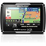 GPS para Moto LCD 4,3 Pol. Touch Resistente a Água Case com Carregador Multilaser -GP040
