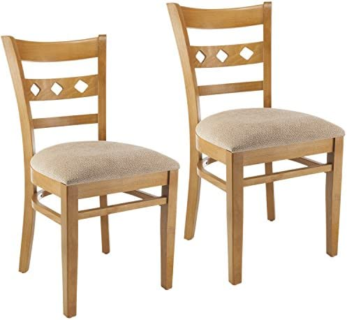 Beechwood Mountain BSD-18S-C Solid Beech Wood Side Chair