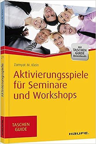 Book Aktivierungsspiele für Workshops und Seminare