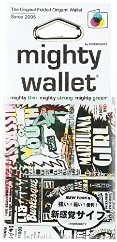 Dynomighty Mighty Wallet Reefer Multi product image
