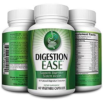 Amazon Com Digestion Ease Digestion Enhancement Enzymes