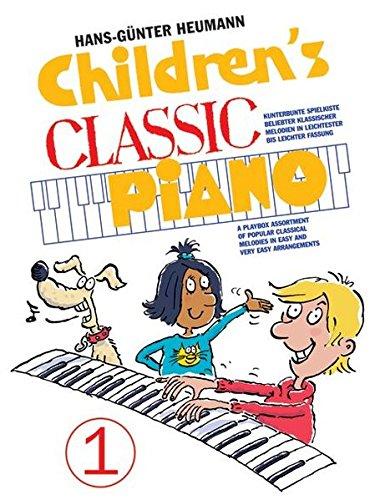 Children's Classic Piano 1  Sammelband Für Klavier
