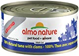 Almo Nature Usa 106044 24/2.47 oz Almo Legend Cat Tuna and Clam Review