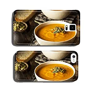 Homemade Autumn Butternut Squash Soup cell phone cover case Samsung S5