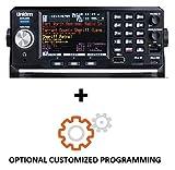 SDS200 Mobile/Base Police Scanner Radio with Bundled Customization Options