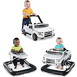 Bright Starts 3 Ways to Play Walker Ford F-150, White