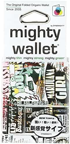 Dynomighty Men's My Old Wallet Mighty Wallet