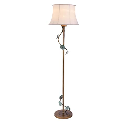 Lámpara de pie clásica de la vendimia de la lámpara de piso ...