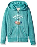 Roxy Big Girls' Fashion Fleece Sweatshirt, Latigo Bay, 16/XXL