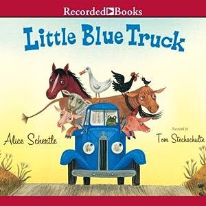 Little Blue Truck Audiobook