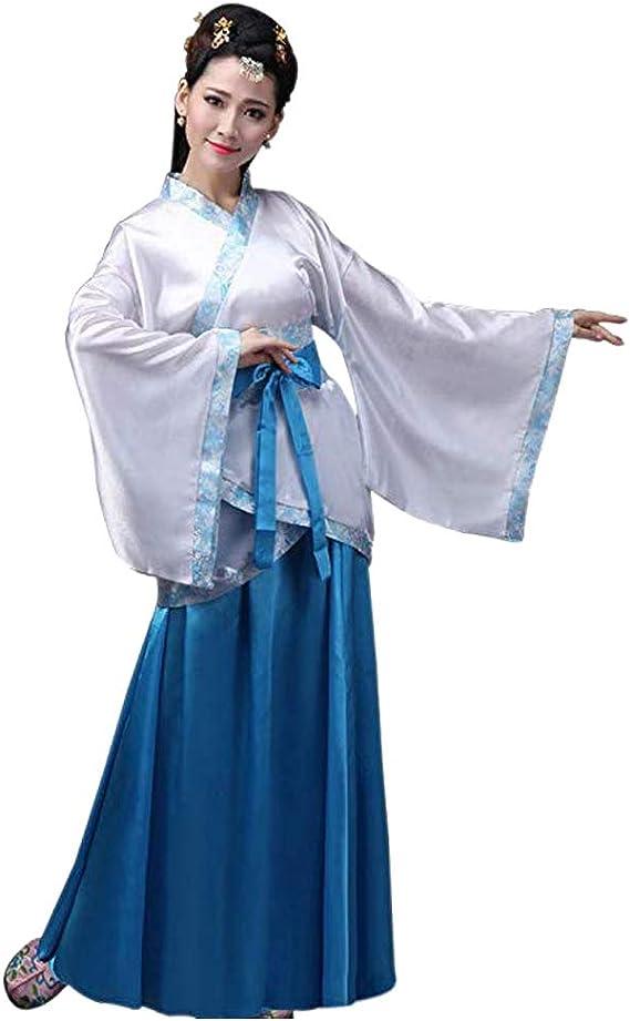 Xinvivion Chino Hanfu - Antiguo Tradicional Traje Tang Falda de ...